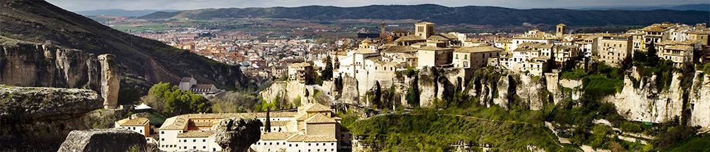Imagen 1 de cabecera y logotipo del Consorcio de la Ciudad de Cuenca
