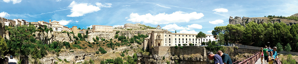 Imagen 3 de cabecera y logotipo del Consorcio de la Ciudad de Cuenca